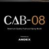 CAB-08のカタログムービーをアップしました。 イメージ