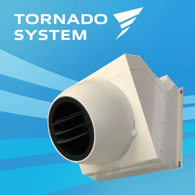 TORNADO SYSTEM イメージ
